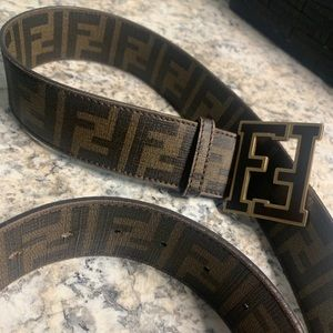 Fendi Accessories - Men's Fendi Belt Rare